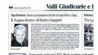 Enrico Gasperi_ 20111230 l'adige