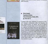 Enrico Gasperi_ il trentino, ottobre 2010