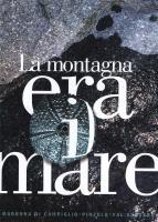 Enrico Gasperi_ la montagna era il mare, 2003