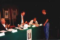 Enrico Gasperi Premio Papaleoni 1999