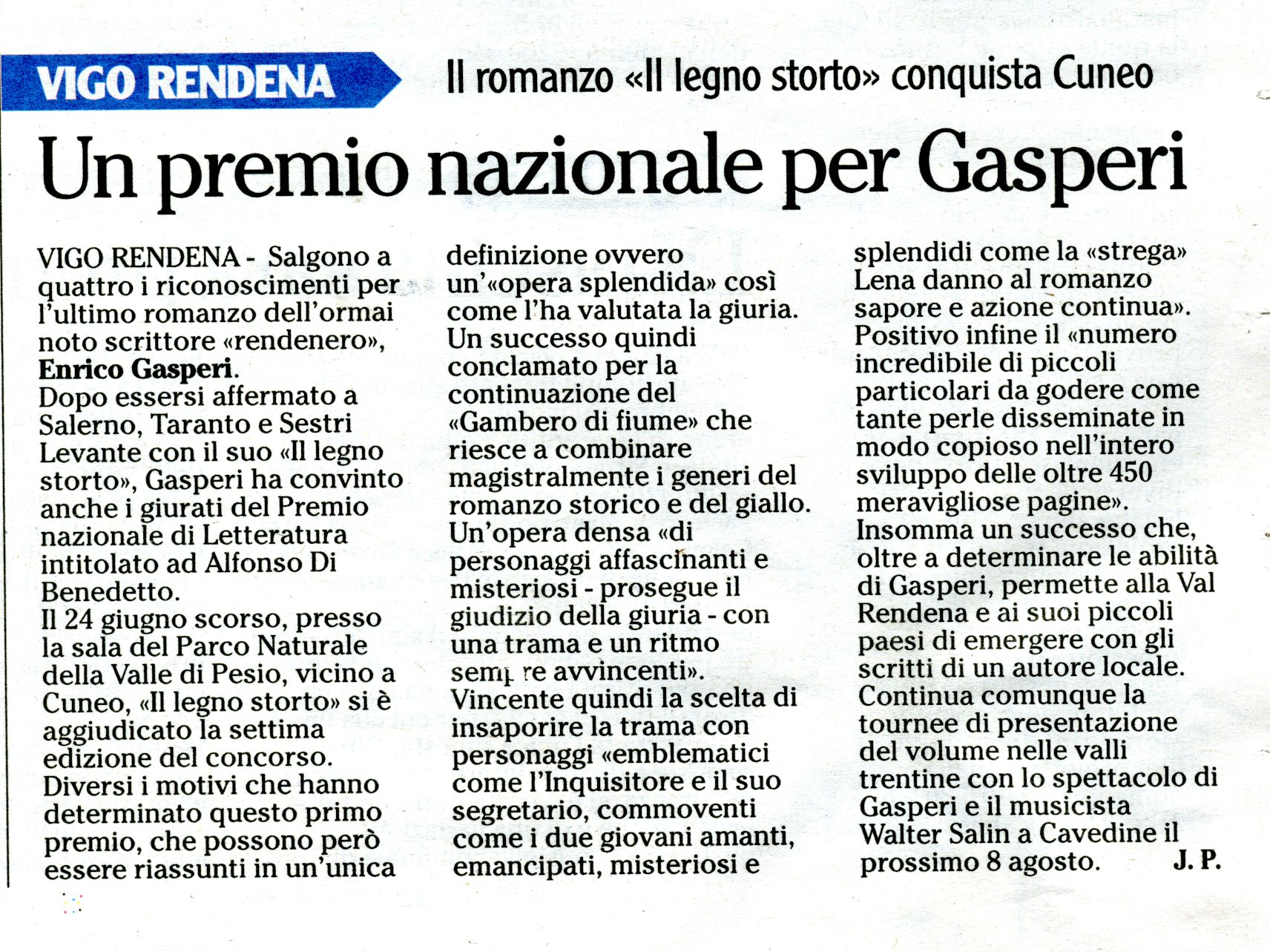Enrico Gasperi_ 20120801ladige