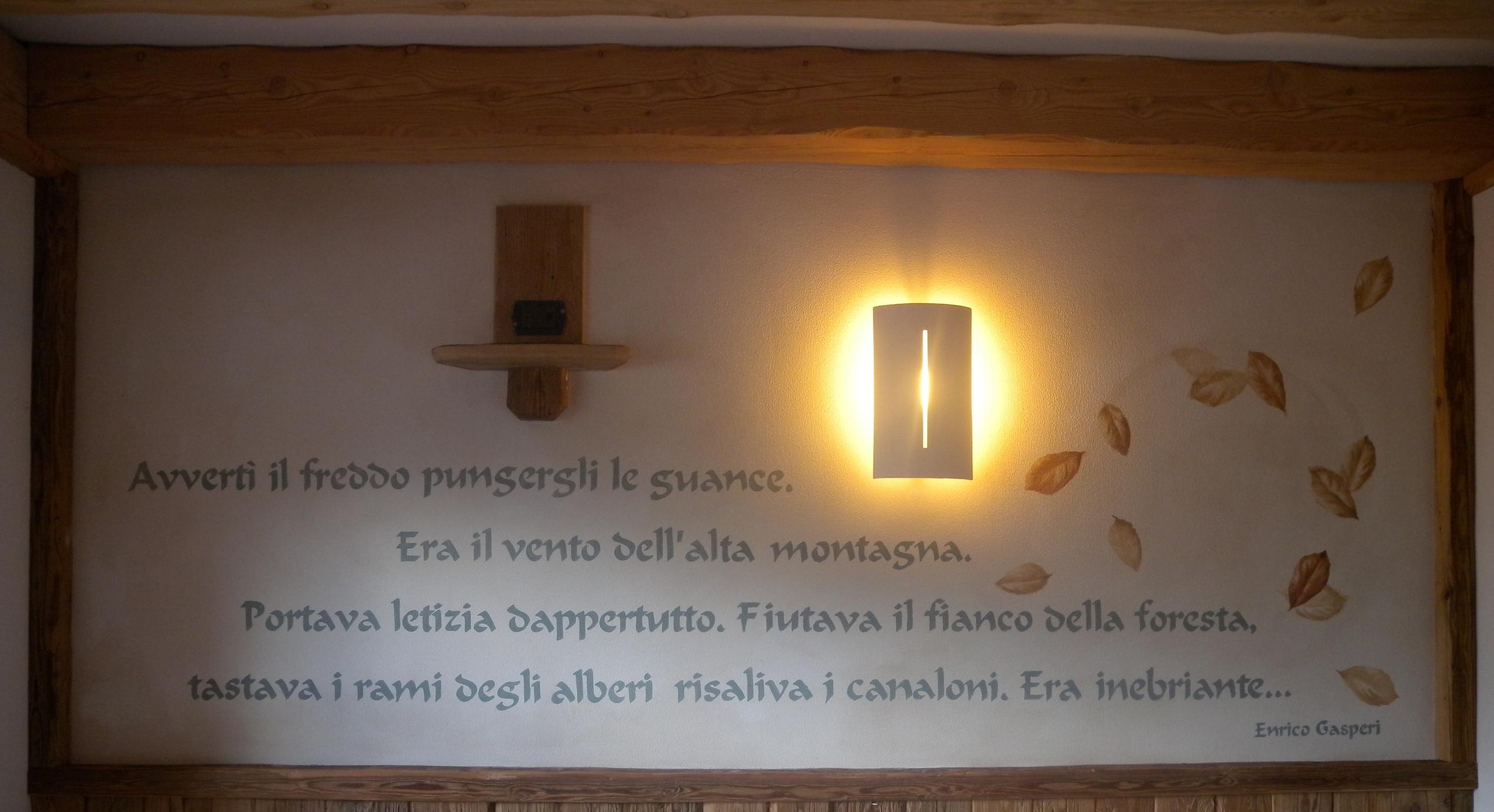 Enrico Gasperi_ Chalet Fogajart, Madonna di Campiglio
