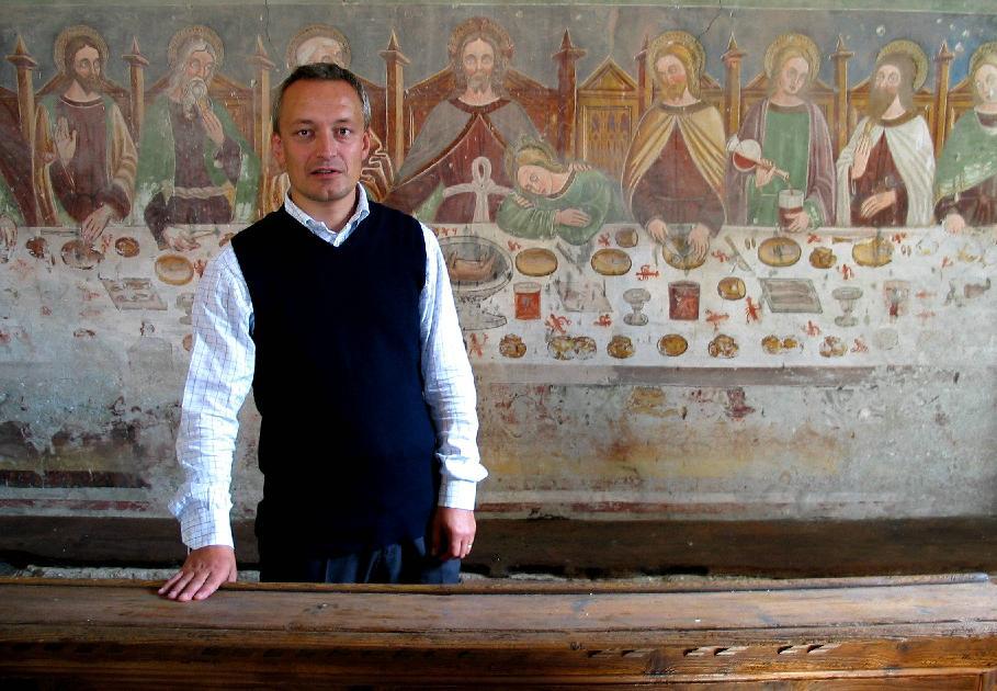 Enrico Gasperi_ ...e sul tavolo un gran numero di gamberi di fiume