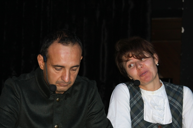 Enrico Gasperi_ Marco Fida (Jacob)  e Cristina Maturi (Anna)