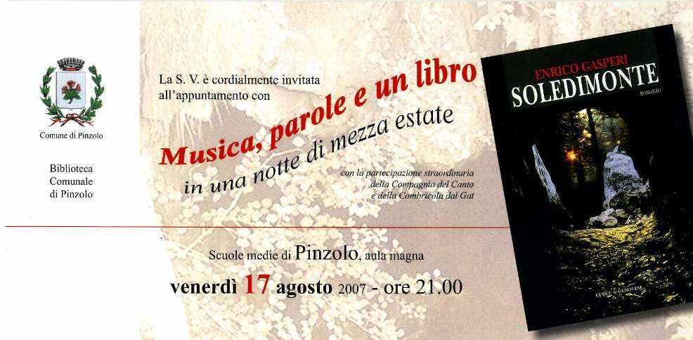 Enrico Gasperi_ pinzolo invito